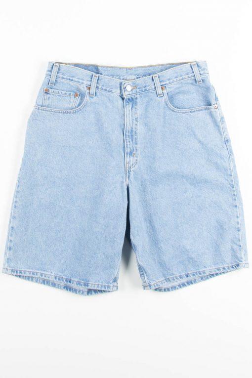 Vintage Levi's Denim Shorts 14 - Ragsto