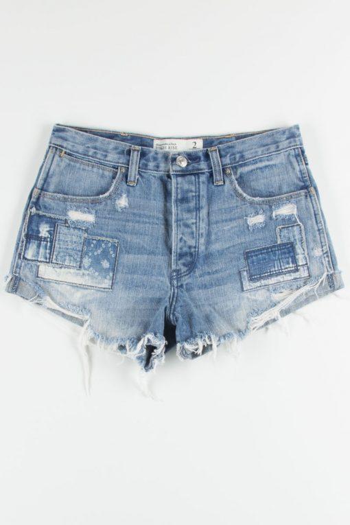 Women's Denim Shorts 55 (sz. 2/26) - Ragsto