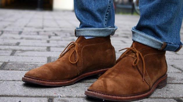 Men's Desert Boots: Comfort and Durability Redefin