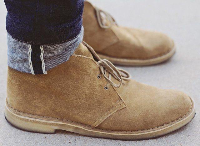 OAKWOOD DESERT BOOTS BY CLARKS | Desert boots, Clarks desert boot .