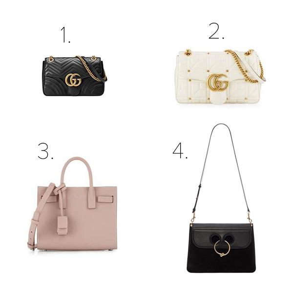 4 Must Have Classic Designer Handbags | Haute Beauty Gui