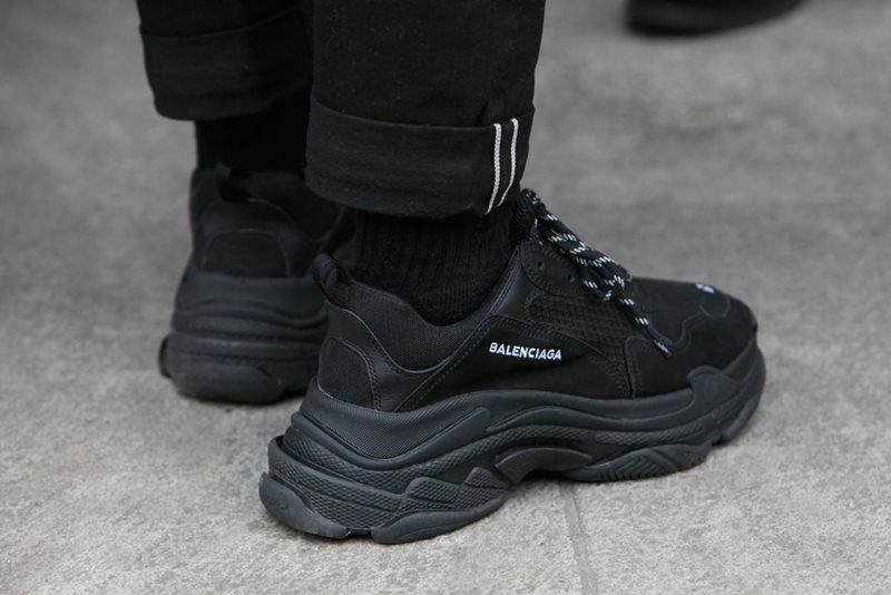 33 of the Best Black Designer Sneakers for Men in 20