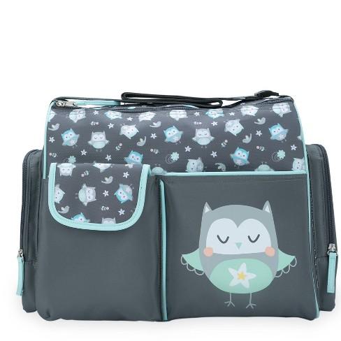 Baby Boom Duffel Diaper Bag - Owl : Targ
