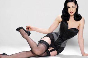 Dita Von Teese to design lingerie for all siz