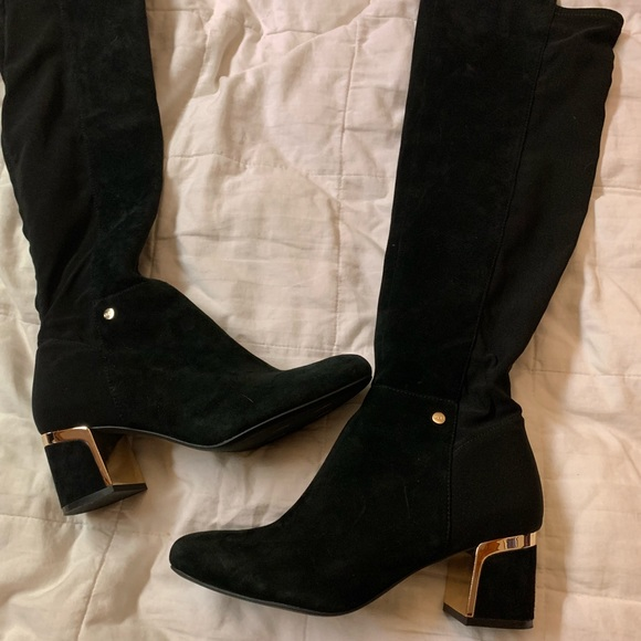 Dkny Shoes | Size 6 Black Boots | Poshma