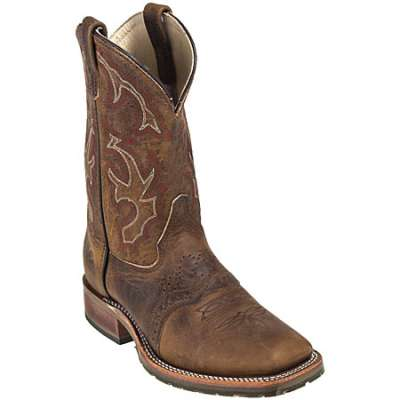 Double H Boots: Men's DH3560 Square Toe USA-Made 11-Inch .