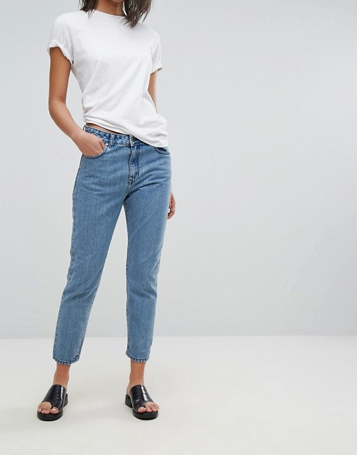 Dr Denim High Waist Mom Jeans | AS
