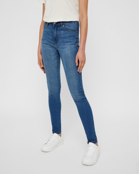 Dr. Denim Erin jeans - Skinny fit from hip to hem - Den