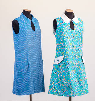 V&A · Sew Your Own: Mary Quant Style Minidre