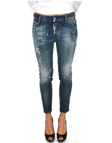 DSQUARED - JEANS COOL GIRL | Denim women, Denim trends, Girls den