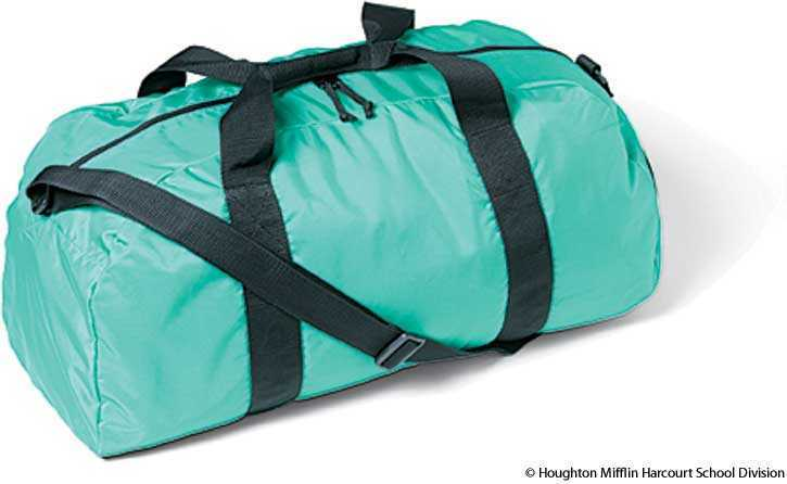 Duffle bag dictionary definition | duffle bag defin