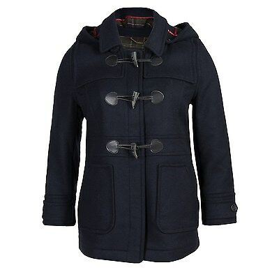 BARBOUR Ladies' Wool Buttermere Duffle Coat | eB