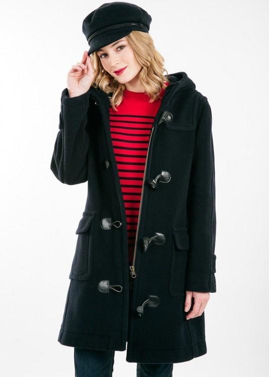 Women's duffle coat | 70% wool | Comfort fit | SAINT JAMES .