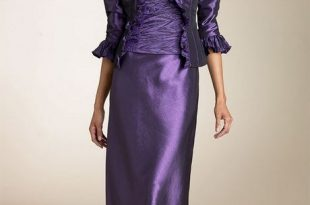 Evening dresses for older women | Evening gowns with sleeves .