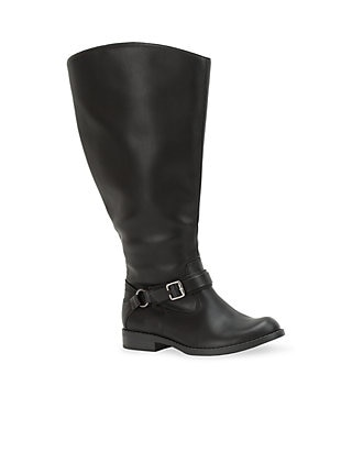 Easy Street Quinn Plus Plus Extra Wide Calf Boot | be