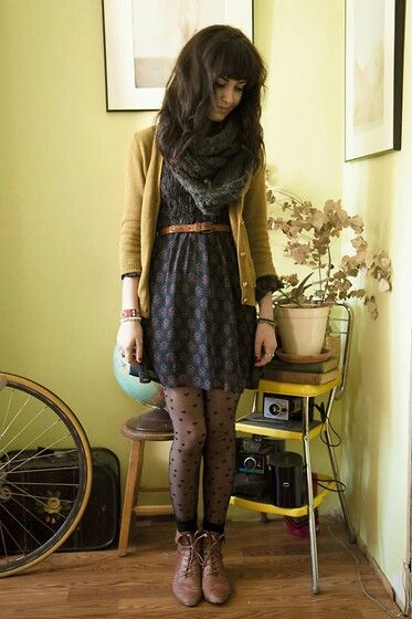Vintage fall outfit (With images) | Casual fall outfits, Fashion .