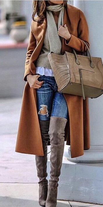 classy Fall Outfit (35) | Stylish li