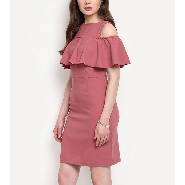Hot Open Sxe Girls Casual Fashion Dress Ladies Frocks For Adults .