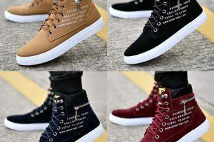 Size 38-46 Fashion Men Casual Shoes Canvas Botas Comfortable .