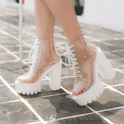 Harajuku Fashion Transparent Shoes KF20124 – unz