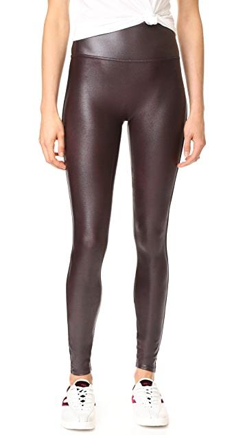 SPANX Faux Leather Leggings | SHOPB