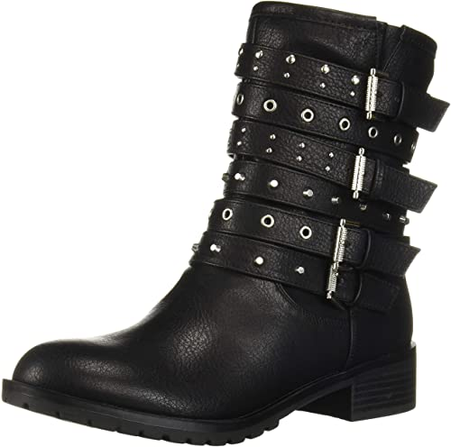 Amazon.com | Fergalicious Women's Fantom Boot, Black | Sho