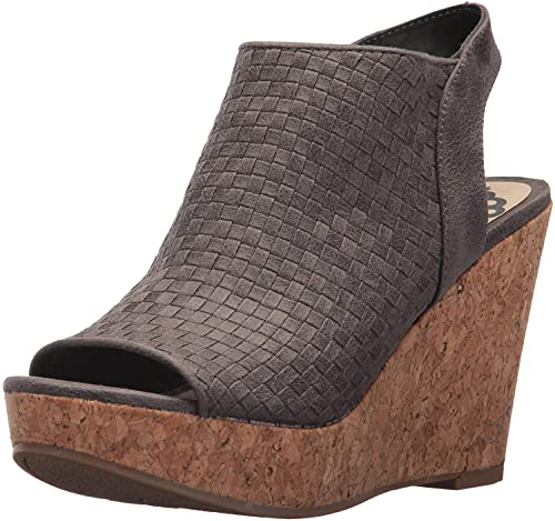 Amazon.com | Fergalicious Women's Rasta Wedge Sandal | Platforms .