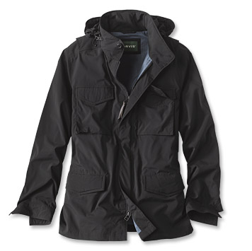 Burrows Travel Field Jacket - Orv