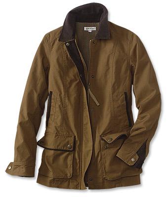 Women's Classic Field Jacket - Orv