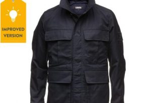 Field Jacket ORIGINAL Black - COOPH – COOPH sto