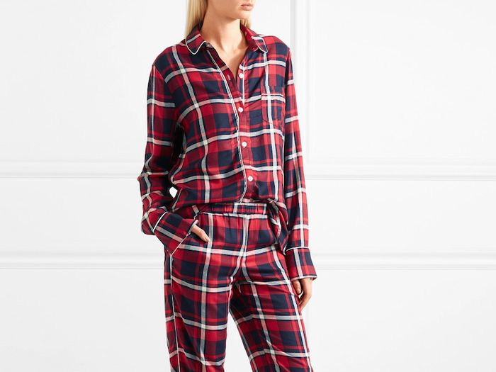 The 22 Best Flannel Pajamas to Get You Through Winter | Who What We