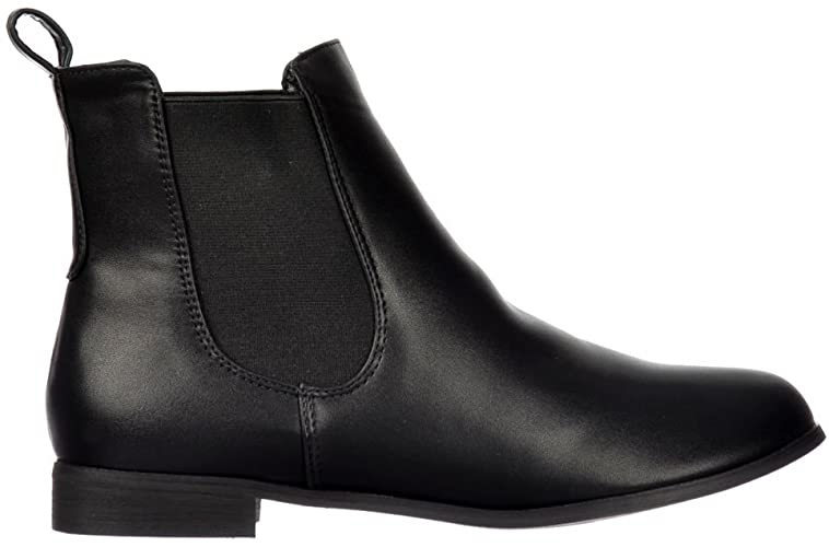 Amazon.com | Onlineshoe Classic Chelsea Flat Ankle Boot - Choice .