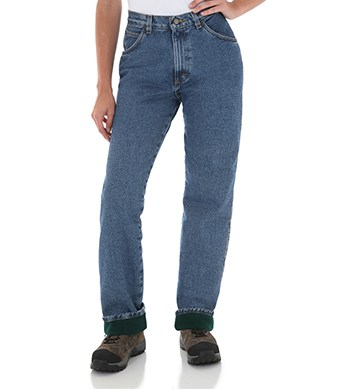 Fleece Lined Jeans