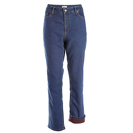 Blue Mountain Women's Fleece Lined Jeans at Tractor Supply C
