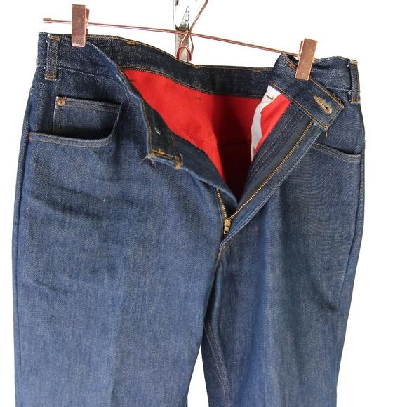 Levi's Jeans | Vtg Levis Orange Tab Fleece Lined | Poshma