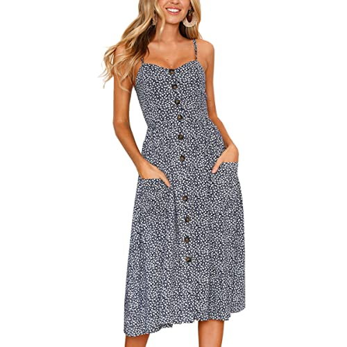 Flowy Dresses: Amazon.c