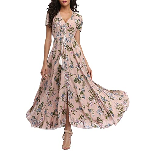 Flowy Summer Dresses: Amazon.c