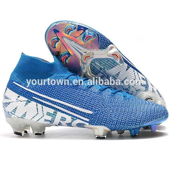 2020 Top Quality New Design Football Shoes,Men Outdoor Indoor .