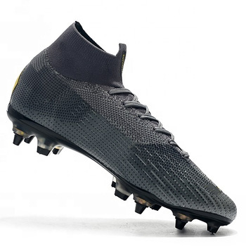 2018 Latest Fashion Men Football Boots New Soccer Shoes Branded .