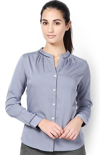 10 Best Formal Shirts for Women With Latest Designs | Ladies .