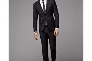 2-Piece Suit Party & Formal Wear Black Mens Suit, Rs 2375 /set .