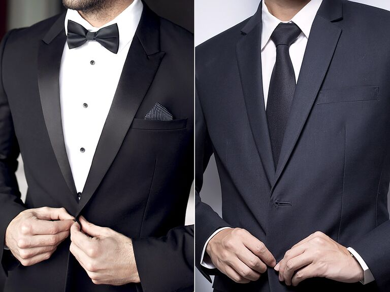 Tuxedo vs Suit: What is the Differenc