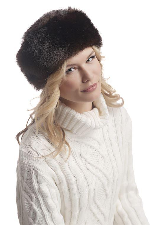 Russian Sable Faux Fur Russian Hat | Womens Faux Fur Ha