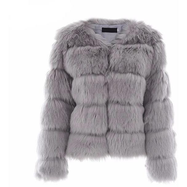 Luxo Fur Jacket | Womens faux fur coat, Fur coat vinta