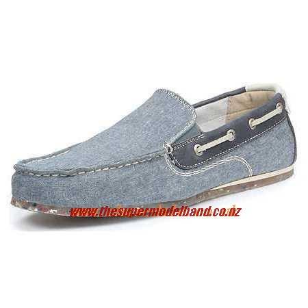 Wenselijk Blue Boat Shoes Men Gbx Shoes Suttle Mode