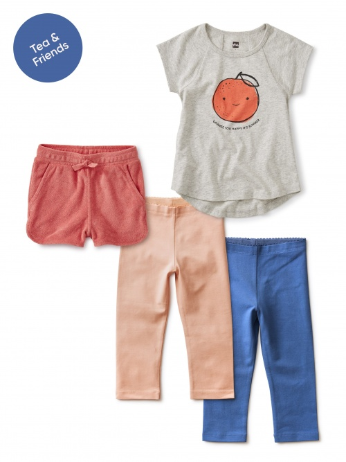 Girls Clothing - Size 2-12 | Tea Collecti