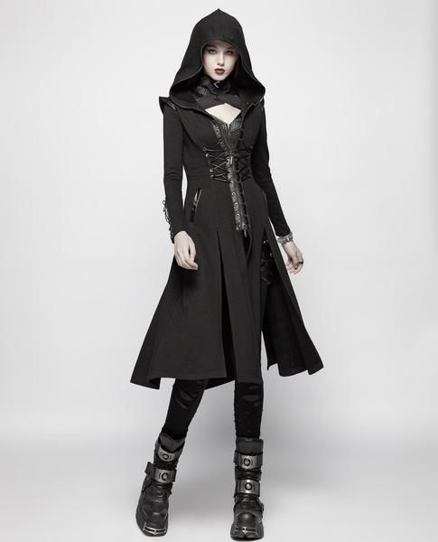 Weaponry Coat | Gothic outfits, Gothic fashion, Fashi
