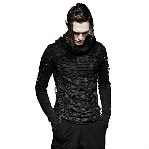 Gothic Clothing Mens: Amazon.c