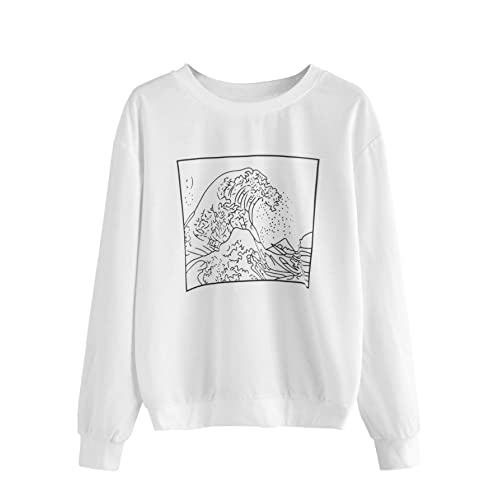 Women's Graphic Sweatshirts: Amazon.c