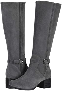 Women's Gray Boots + FREE SHIPPING | Shoes | Zappos.c